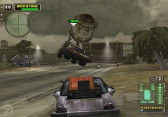 Twisted Metal Black - Watch Out For that Watertower