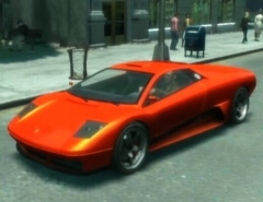Grand Theft Auto IV - Red, Hot, And Flaming