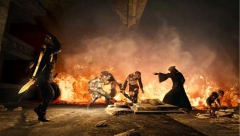 Dragon's Dogma - Fighting Hobgoblins