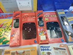 Pac-Man Game Watches