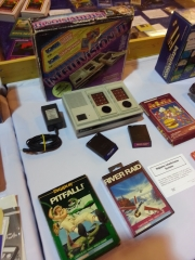 IntelliVision II Boxed System and Games