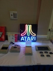 Atari System and Tape Decks