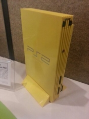 "PS2 ""Light Yellow"" 2001 European Automobile Collection"