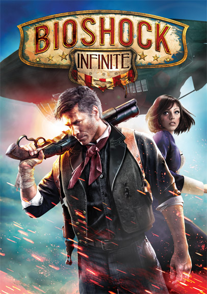 Image result for Bioshock Infinite cover