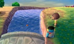 Animal Crossing: New Leaf - Fishing Together