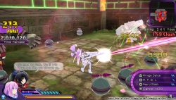 Hyperdimension Neptunia U Action Unleashed Battle 01