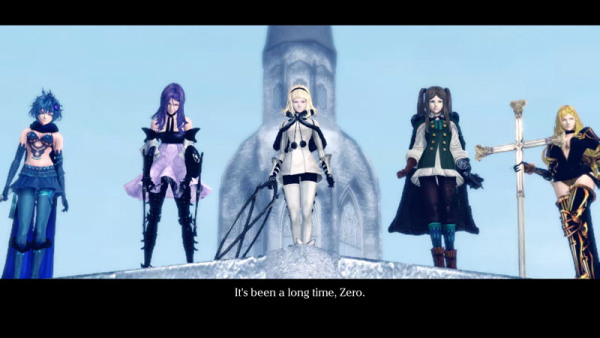 Drakengard 3: With a Vengeance