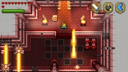 Blossom Tales - Gushing Fire
