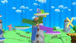 Yoshi's Woolly World - Windmill Colors 001
