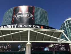 E3 2015 - Outside the Convention Center