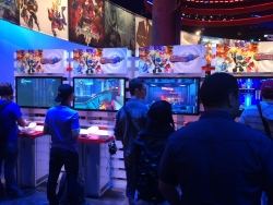 E3 2015 - Mighty No. 9 Display