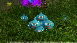 Dragon Quest Heroes - Slimes Draw Near