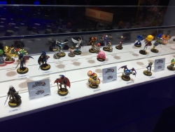 E3 2015 - amiibo Display