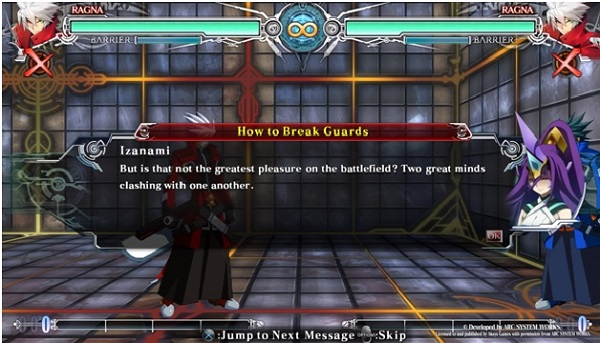 Blazblue: Central Fiction pic?