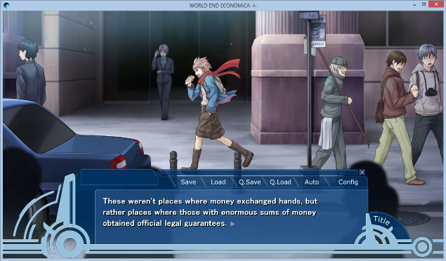 World End Economica Episode One Screenshot 2