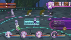 Hyperdimension Neptunia Victory Screenshot 2