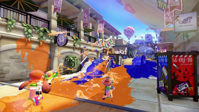 Splatoon Screenshot 1