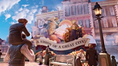 Bioshock Infinite Columbia Screenshot 2