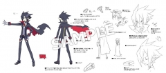 Disgaea 4 Art Book Sample 2