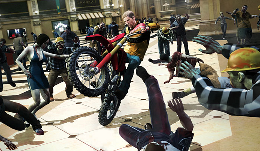 Dead Rising 2 Bike Chase