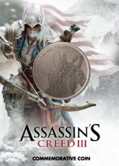 Assassin's Creed 3 Best Buy Coin