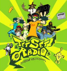 Jet Set Radio OST