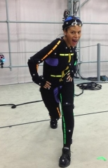 Merle Dandridge Alyx Vance Motion Capture Work