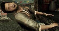 Uncharted 2 glitch