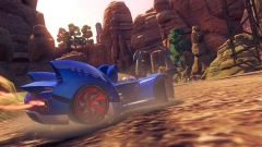 Sonic & All-Stars Racing Transformed 7