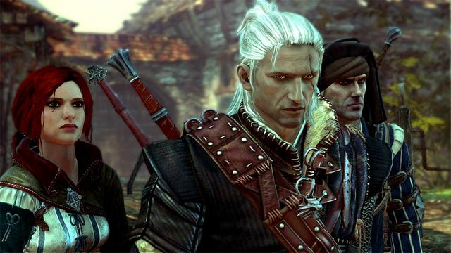 The witcher 2 screenshots bilder  7