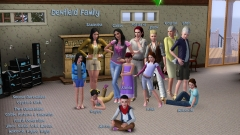 The Sims 3 - Dewfield Family Generations