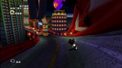 sonic adventure 2 HD Shadow Nights