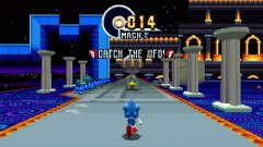 Sonic Mania - Special Stage