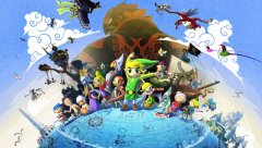 The Legend of Zelda: The Wind Waker Artwork