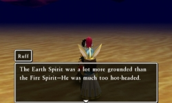 Dragon Quest VII - A Game of Puns