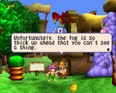 Tomba! screenshot 1